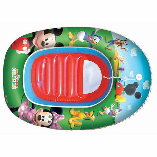 Mickey Kiddy Boat