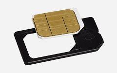 Micro SIM/SIM Adapter 106687
