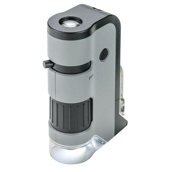 Mikroskop Carson MicroFlip 100x - 250x LED