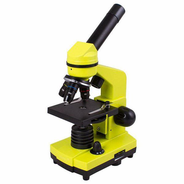 Mikroskop Rainbow 2L Lime