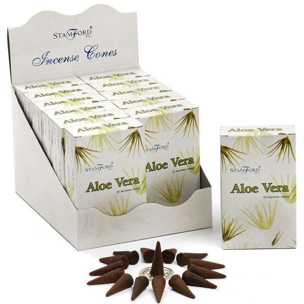 Mirisni čunjići Stamford Aloe Vera