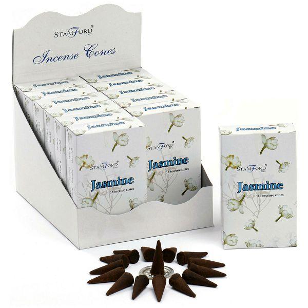 Mirisni čunjići Stamford Jasmine