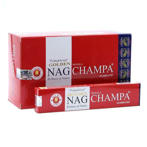 Mirisni štapići Golden Nag Champa