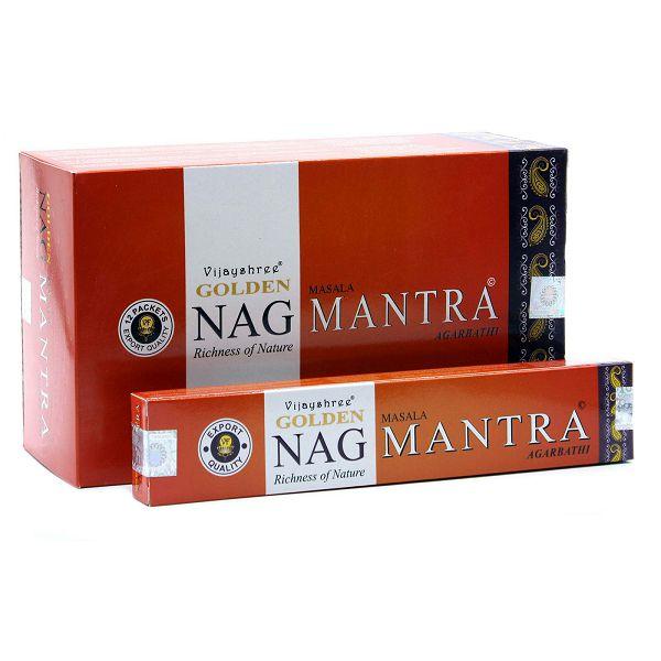 Mirisni štapići Golden Nag Mantra