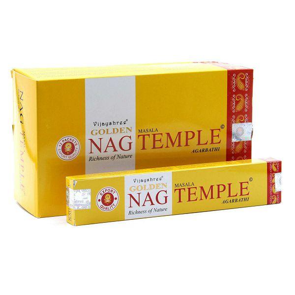 Mirisni štapići Golden Nag Temple
