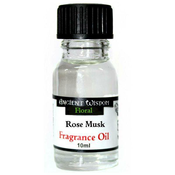 Mirisno ulje Rose Musk 10 ml