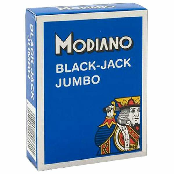 Modiano Black Jack Blue Jumbo