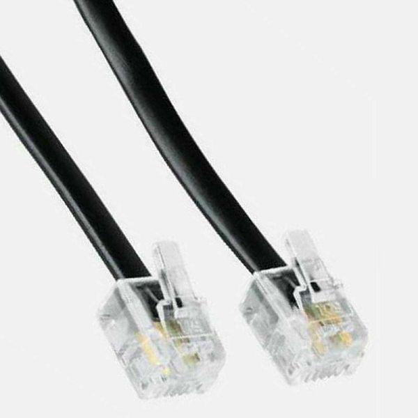 Modularni kabel 6p4c - 6p4c 10 m 54523