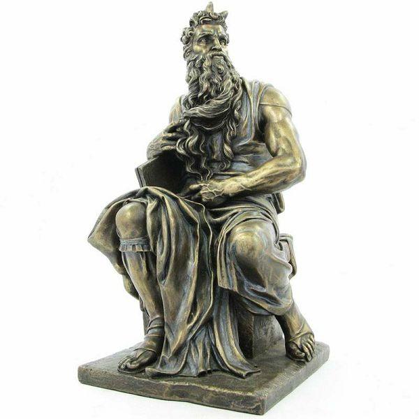 Mojsije Michelangelo 27 cm