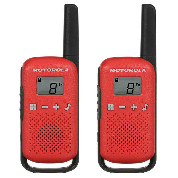 Motorola Talkabout T42 Red