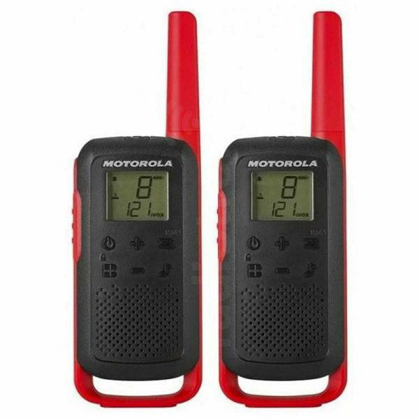 Motorola Talkaobut T62 Red
