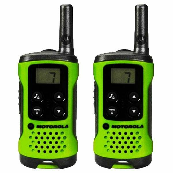 Motorola TLKR T41 green