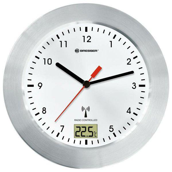 MyTime Bath White Radio controlled sat za kupaonicu