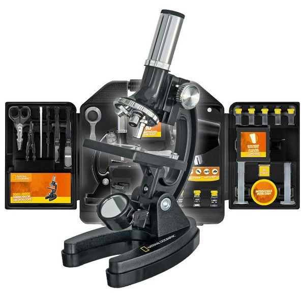 National Geographic Microscope 300x-1200x