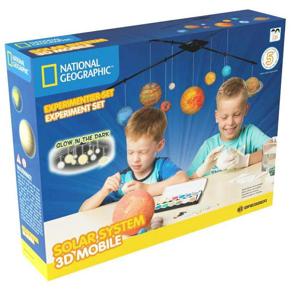 National Geographic Solar System Set