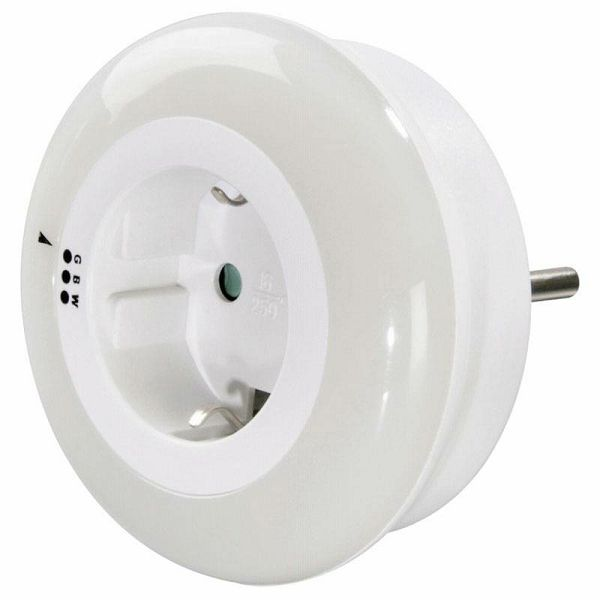 Noćna svjetiljka LED Circle Colour
