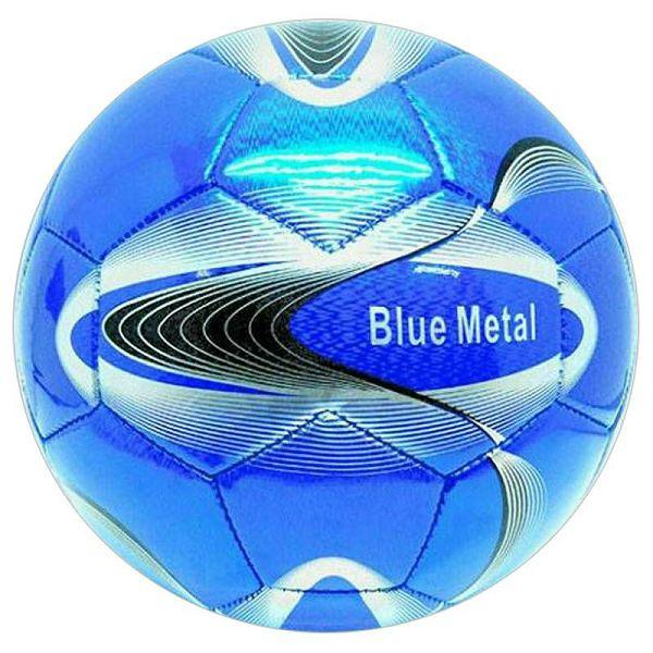 Nogometna lopta Blue Metal 5