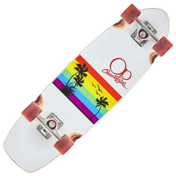 Ocean Pacific Cruiser Skateboard Sunset