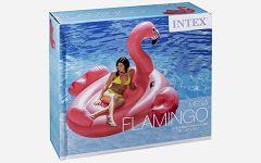 Mega Flamingo Island Floatable