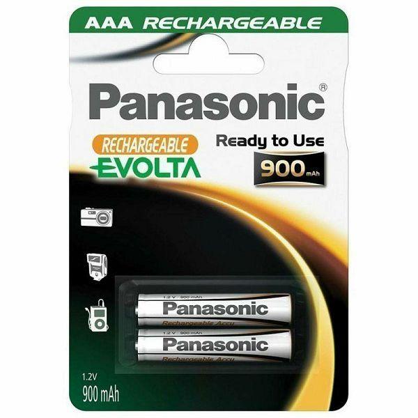 Panasonic Akku NiMH Micro AAA 900 mAh