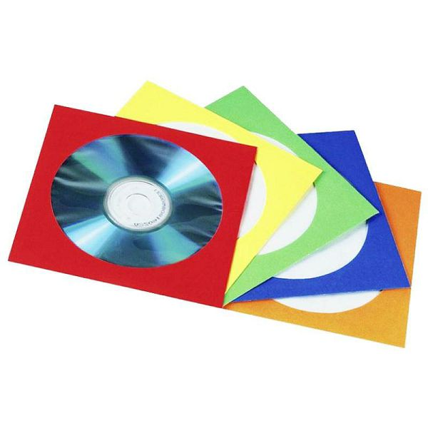 Paper Sleeves colour- assorted 78369
