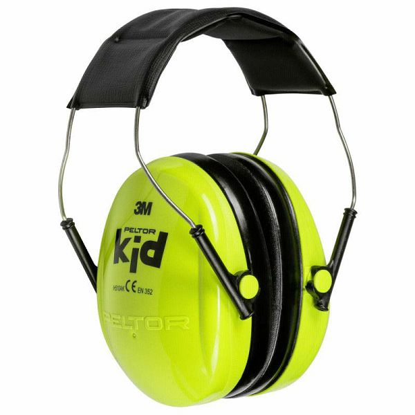 Peltor Kid KIDV 27 dB Neon Green