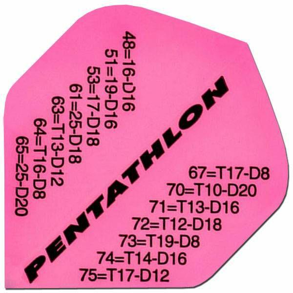 Pentathlon Classic Standard Pink Checkouts
