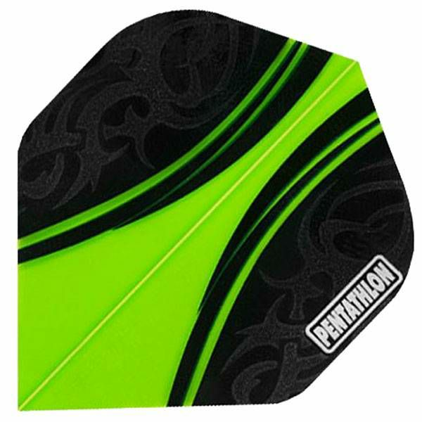 Pentathlon Colour Fusion Green