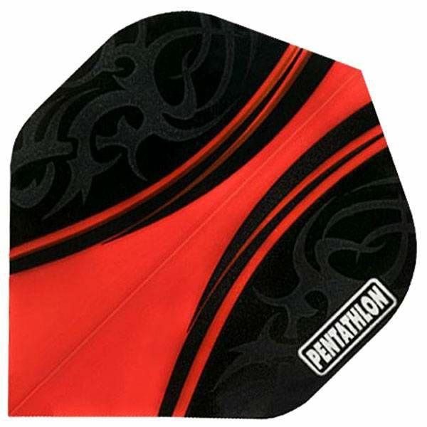 Pentathlon Colour Fusion Red
