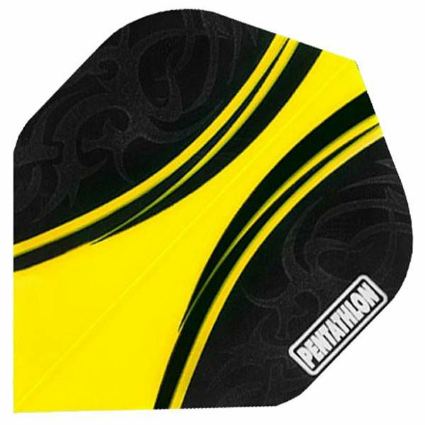 Pentathlon Colour Fusion Yellow