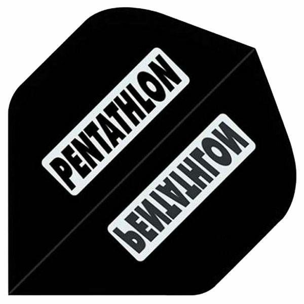 Pentathlon Colours Standard Black Transparent