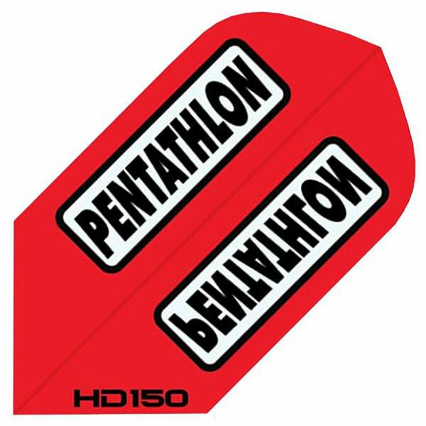 Pentathlon HD150 Slim Red