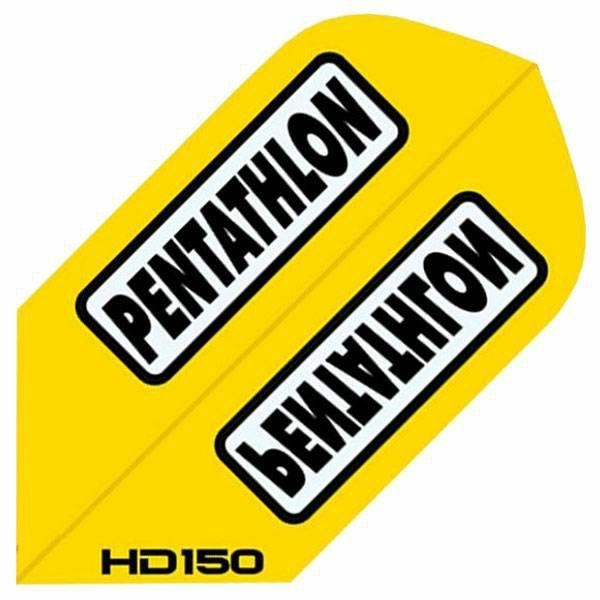 Pentathlon HD150 Slim Yellow