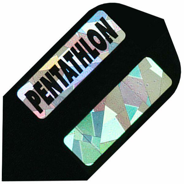 Pentathlon Slim 2D Holographic Black
