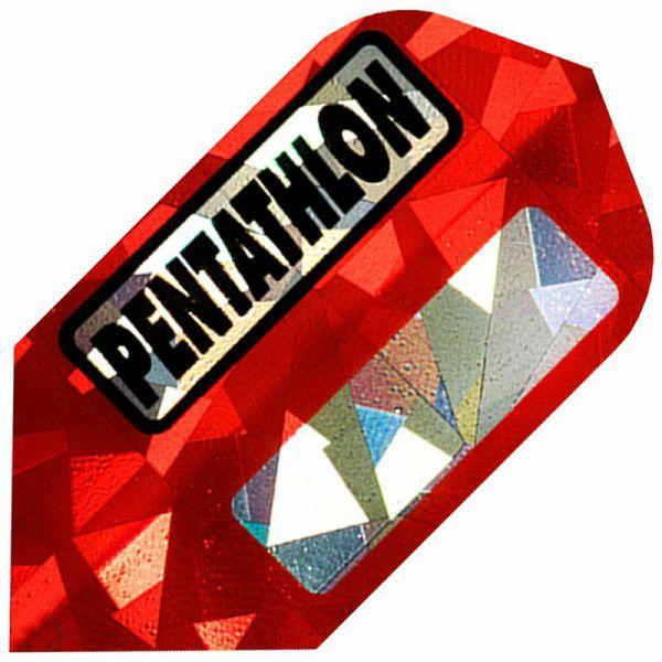 Pentathlon Slim 2D Holographic Red