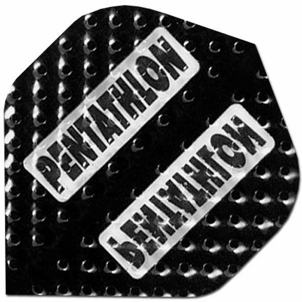 Pentathlon Standard Embossed Black