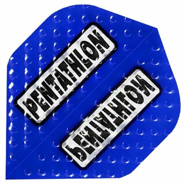Pentathlon Standard Embossed Blue