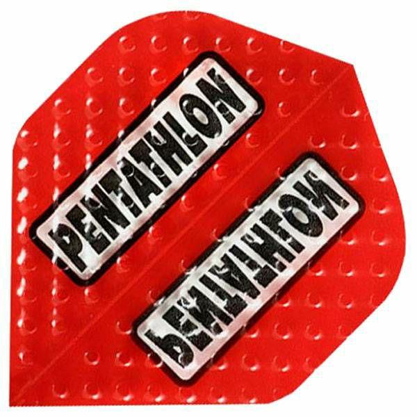 Pentathlon Standard Embossed Red