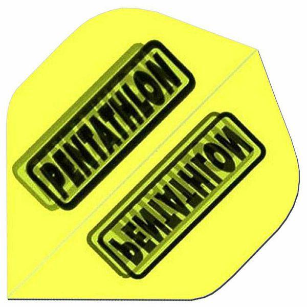 Pentathlon Standard Transparent Yellow