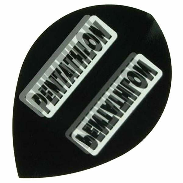 Penthatlon Pear Colours Black Transparent