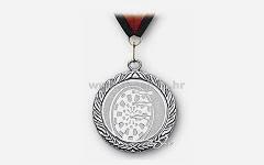 Pikado medalje srebro