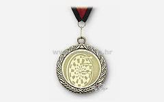 Pikado medalja zlato