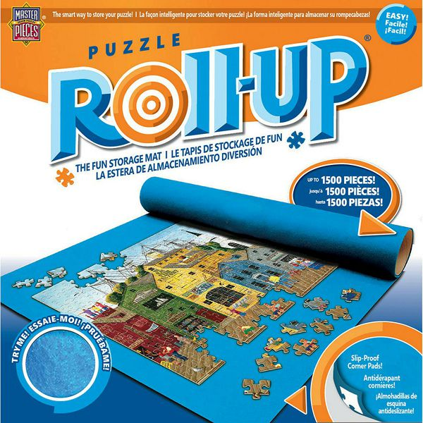 Podloga za puzzle Roll & Stow