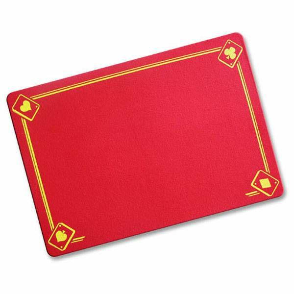 Podloga za trikove VDF Aces Red Professional