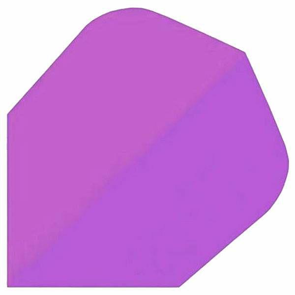Poly Plain Fluoresent Pink