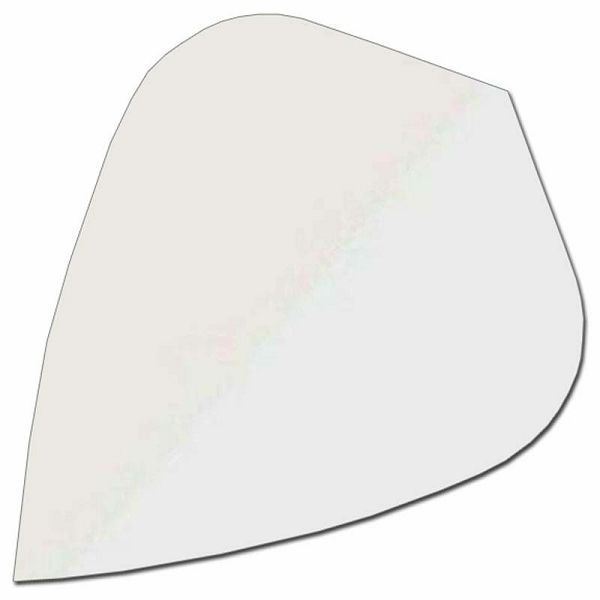Poly Plain Kite White