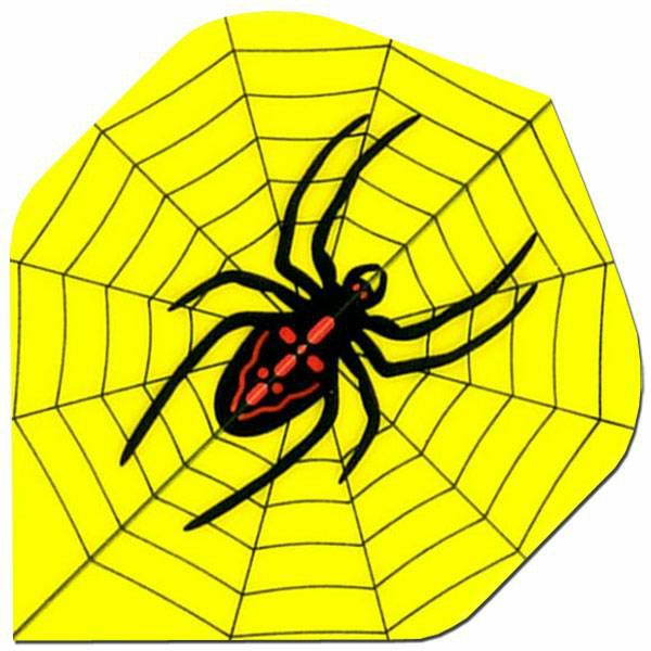Poly Royal Standard Yellow Spider