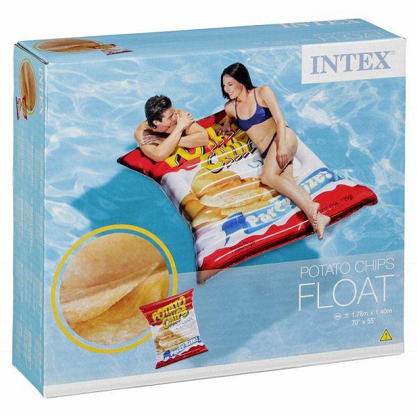 Potato Chips Float