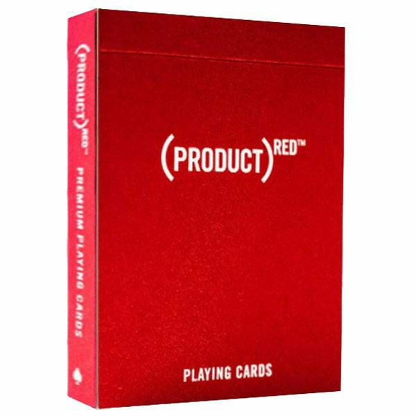 (Product) Red™ Playing Cards