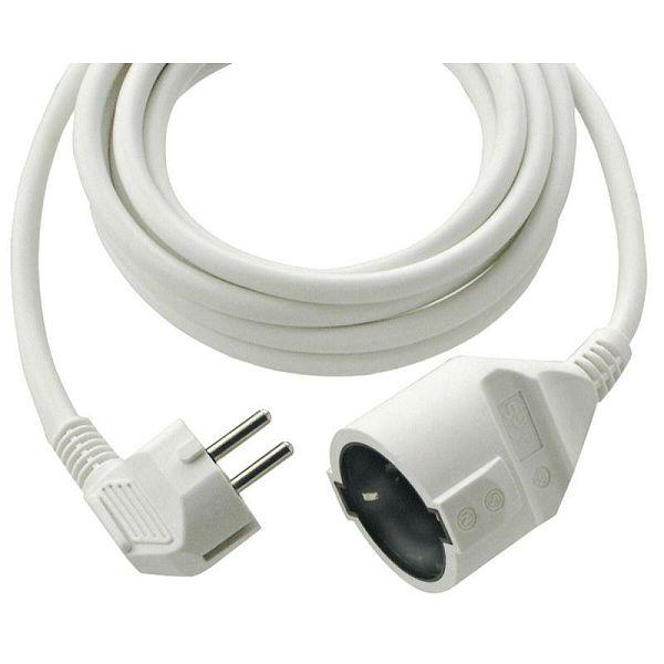 Produžni kabel REV Safety 5 m white
